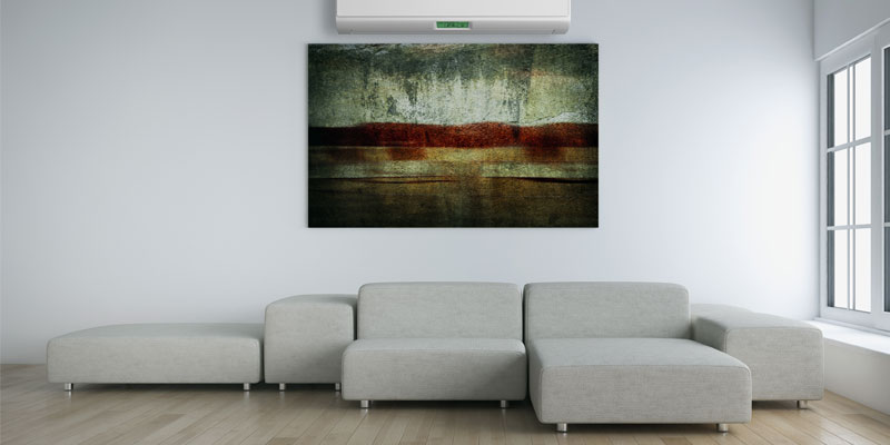single canvas print