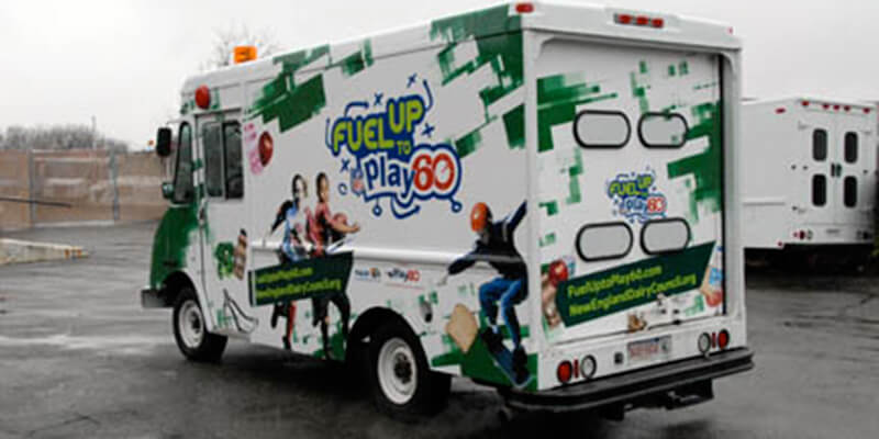 Advertising Vehicle Wraps / fleet graphics